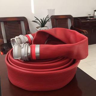 Rubber Lay Flat Hose